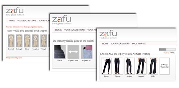 Zafu screenshots