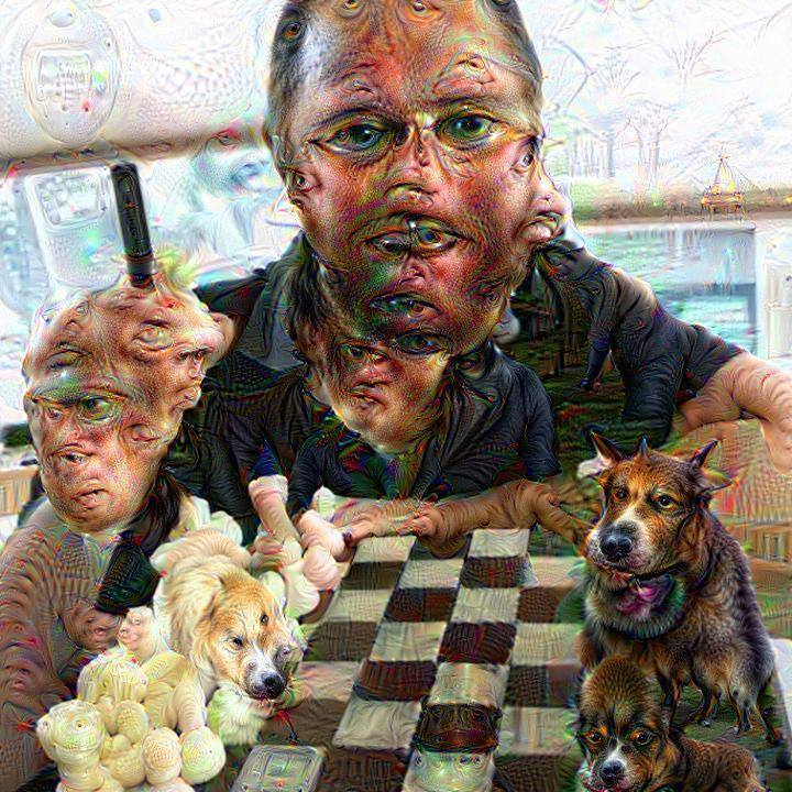 deep dream birthday