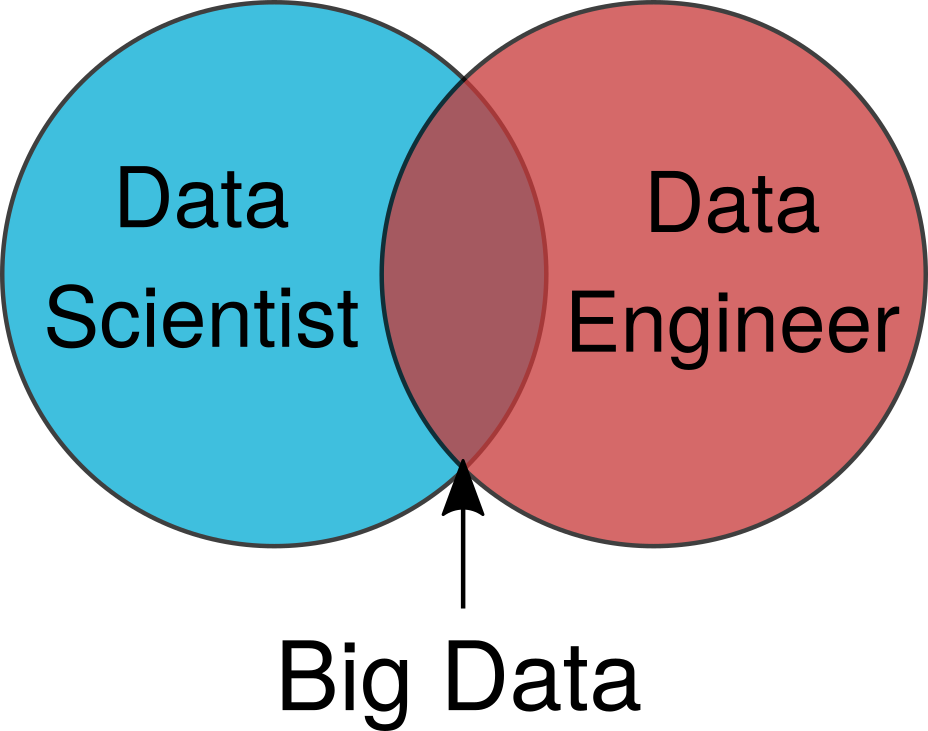 Data Engineers Vs Data Scientists O Reilly Media