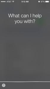 SiriScreenshot