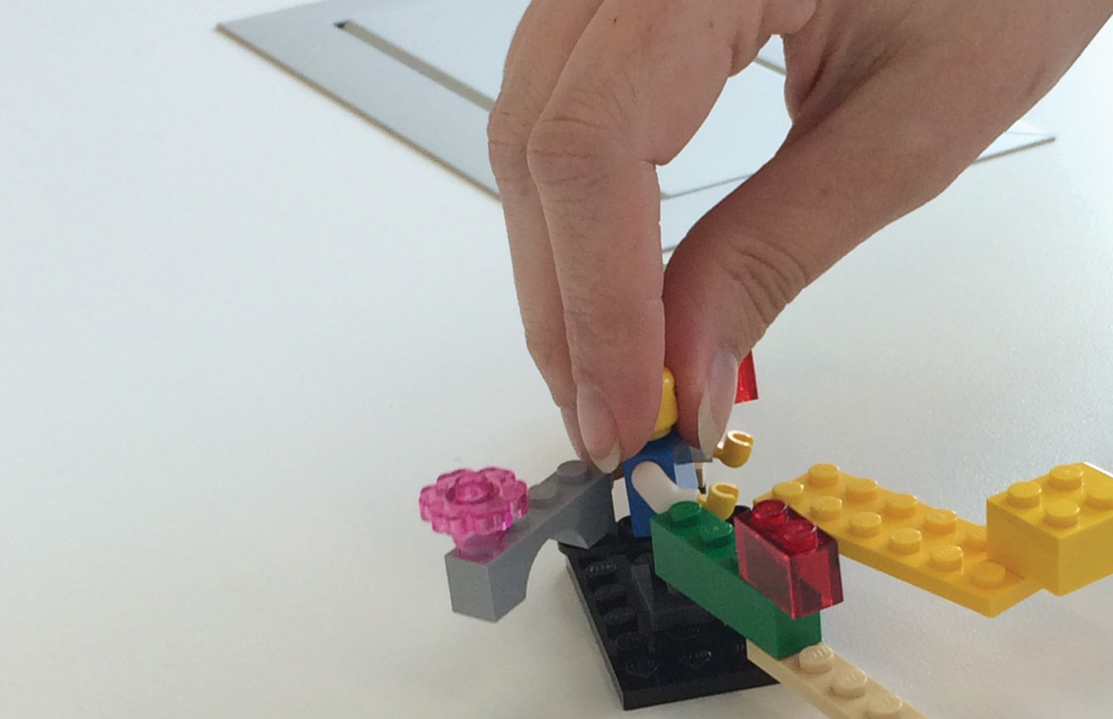 Exploring the magic of Lego Serious Play