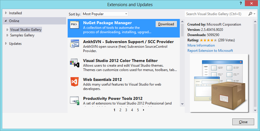 the most useful features of ms
