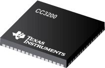 The CC3200 microcontroller (Photo courtesy Texas Instruments)