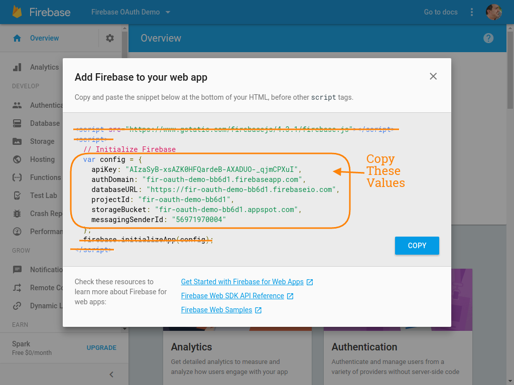 Implement OAuth in 15 minutes with Firebase - O'Reilly Media